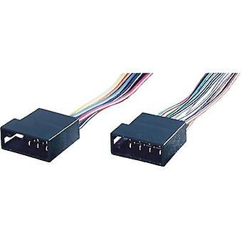 ISO universal adapter 2x connectors AIV 2 x Stekker