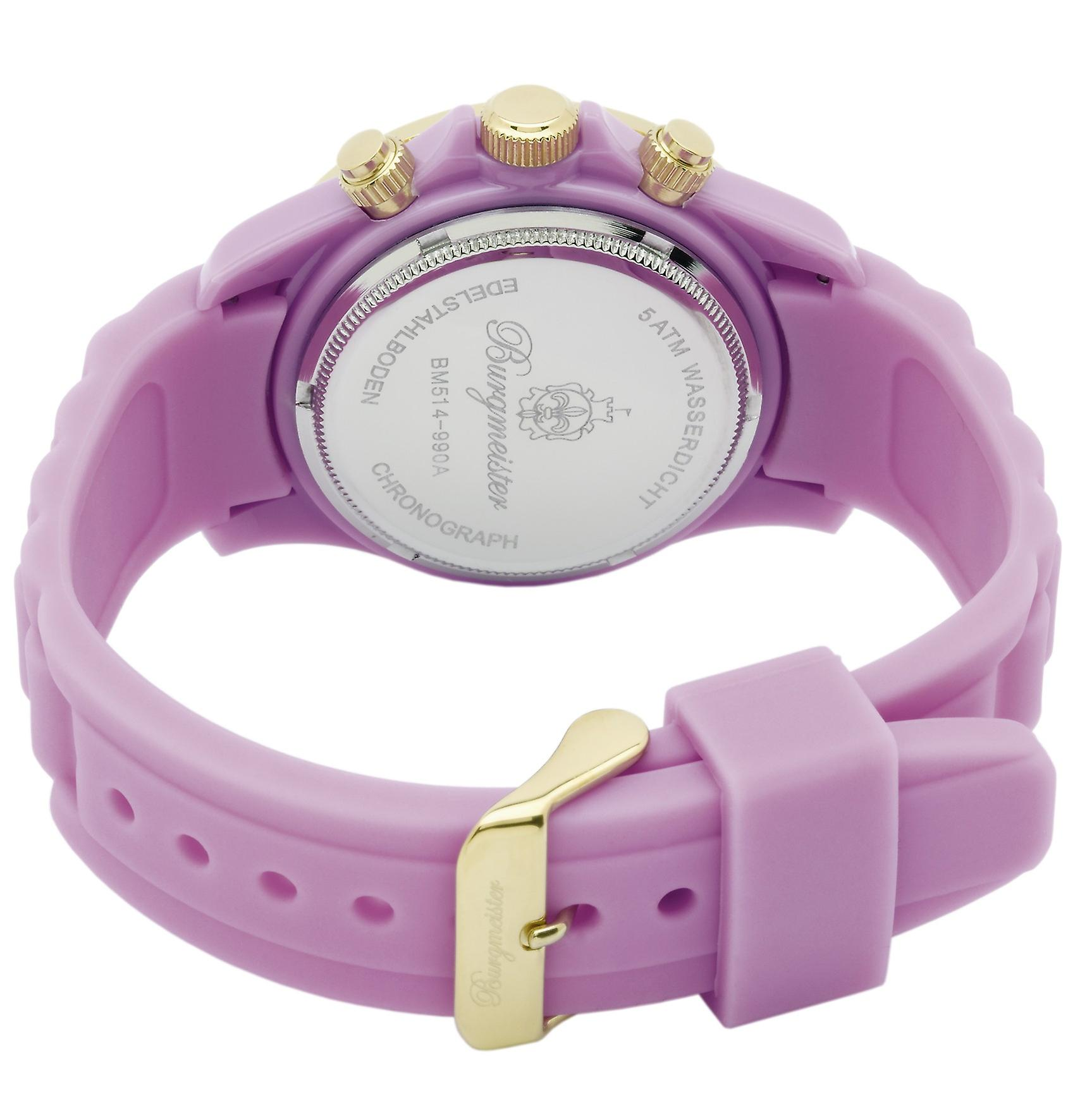 Burgmeister Florida Ladies Chronograph BM514-990A