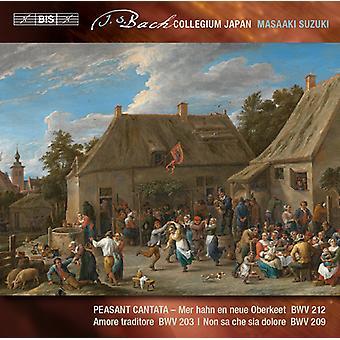 Bach, J.S. / Bach Collegium Japan - J.S. Bach: Secular Cantatas 7 [SACD] USA import