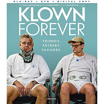 Klown evigt [Blu-ray] USA importerer