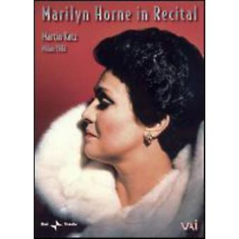 Marilyn Horne - Milano 1981 [DVD] USA import