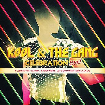 Kool & the Gang - Celebration Live!-EP [CD] USA import