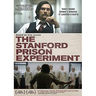 Stanford Prison Experiment [DVD] USA import