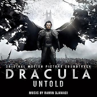 Ramin Djawadi - Dracula ufortalt / O.S.T. [CD] USA import