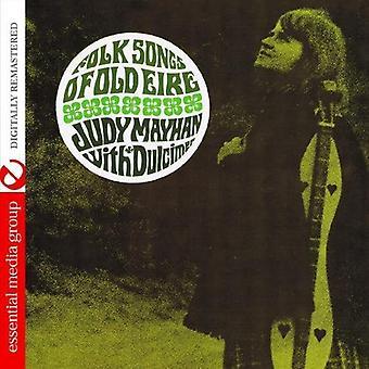 Judy Mayhan - Folk Songs of Old Eire [CD] USA import