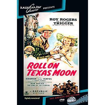 Roll på Texas månen [DVD] USA import