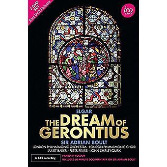 Elgar: Drømmen om Gerontius [DVD] USA importerer