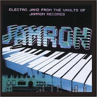 Jamz, Electro från the Vaultz - Electro Jamz från the Vaultz [CD] USA import