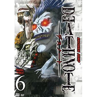Death Note: Vol. 6 [DVD] USA import