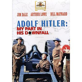 Adolf Hitler: My Part in His Downfall [DVD] USA import