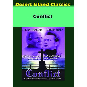 Conflict [DVD] USA import