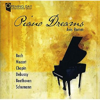 Avis Romm - Piano Dreams [CD] USA import