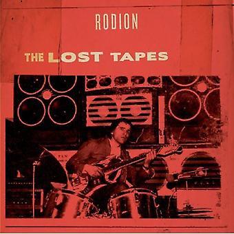 Rodion - tabt bånd [CD] USA importerer