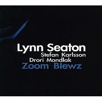 Lynn Seaton Trio - Zoom Blewz [CD] USA import