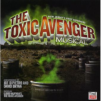 Forskellige kunstnere - de giftige hævner musikalske [Original Cast Recording] [CD] USA importerer
