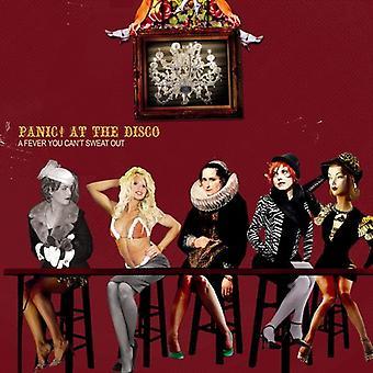 Panik! på diskotek - feber du kan? T svede ud (Vinyl) [Vinyl] USA importerer