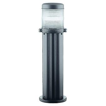 Dopo Bollard Omo Ip55 60W E-27 Bk. (Garden , Decoration , Exterior Lighting , Beacons)