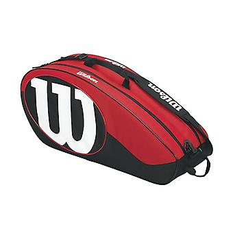 Wilson match II 6PK tennis bag WRZ820606