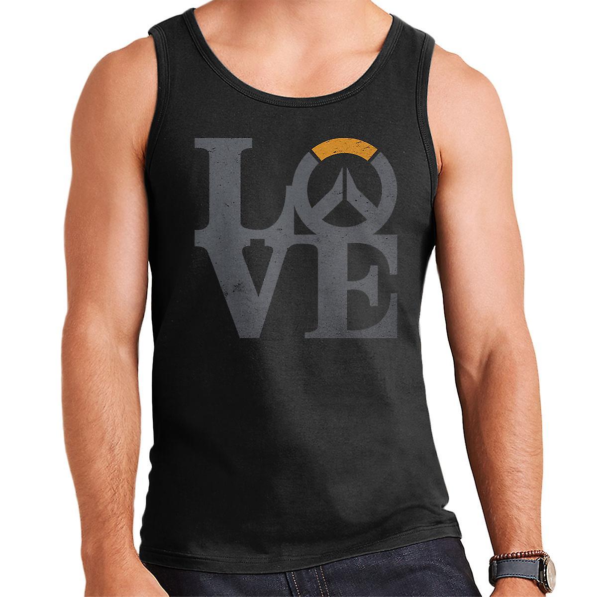Overwatch Love Men's Vest