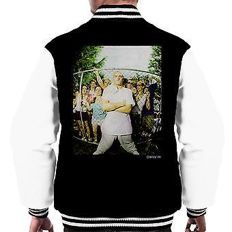 Eminem Crowd Men's Varsity Jacket