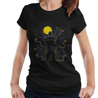 Post-impressionistischen White Wolf Dragon Ball Super Damen T-Shirt