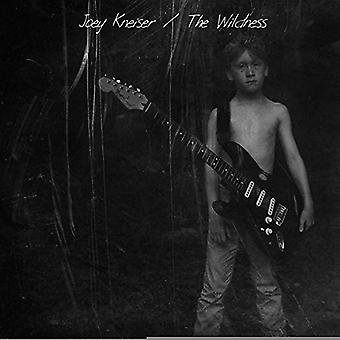 Joey Kneiser - vildskab [CD] USA import