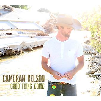 Buena cosa va [CD] USA importar Cameran Nelson-