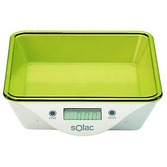 Solac Precission bowl kitchen scale BC6260