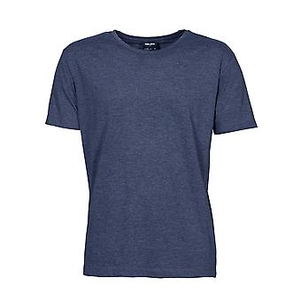 Tee Jays Mens Urban Short Sleeve Melange T-Shirt