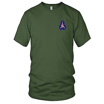 US Armee - 36. Armeekorps gestickt Patch - Kinder T Shirt