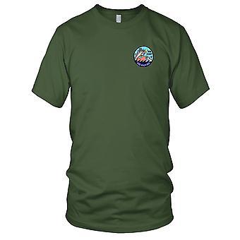 US Navy DD-446 USS Radford Embroidered Patch - Kids T Shirt