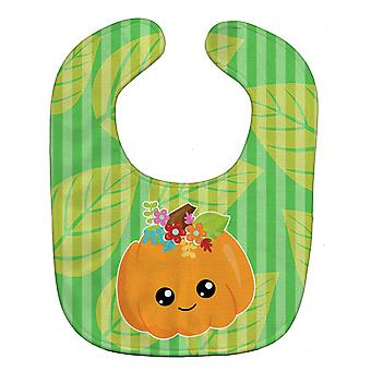 Carolines Treasures  BB6796BIB Pumpkin Fall Baby Bib