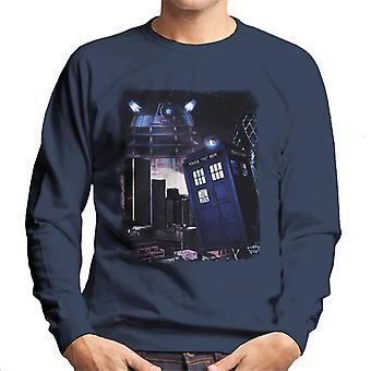 Doctor Who London Calling Herren Sweatshirt