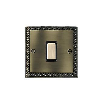 ハミルトン Litestat ・ チェリトン グルジア アンティーク真鍮 1 g M WayTouch スレーブ AB/BL