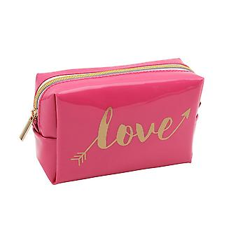 CGB Giftware Oh So Pretty Love Arrow Make Up Bag