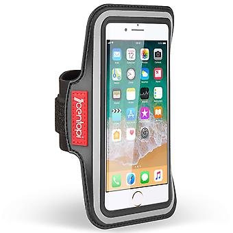 iPhone 8 in esecuzione Armband - Black