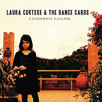 Cortese * Laura y las cartas de la danza - importación de Estados Unidos California llamando [vinilo]