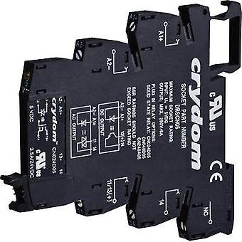 Crydom DRA-CN240A24 Din Rail Mount Electronic Power Relay DRA-CN240A24 Current load 2 A Switching voltage 24 - 280 Vac