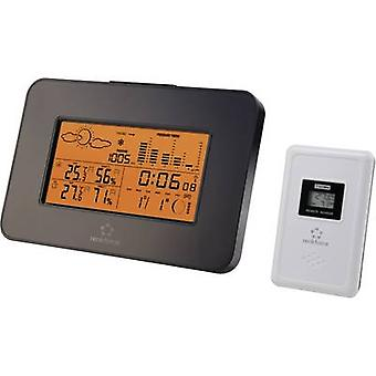 Wireless digital weather station Renkforce E0303H2TPR Forecasts for 12 to 24 hours