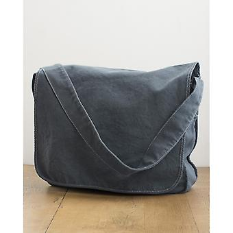 Bags By Jassz Canvas Messenger Bag