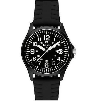 Traser H3 watch professional officer per P6704. YA0. I2. 01 / 103351