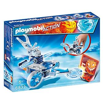 Playmobil Frosty with Disc Shooter 6832