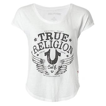 Wahre Religion Strass Calif T-shirt