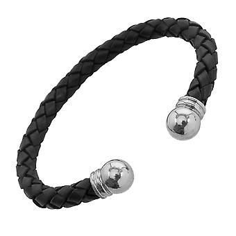 Burgmeister Leather bangle, JBM4030-759