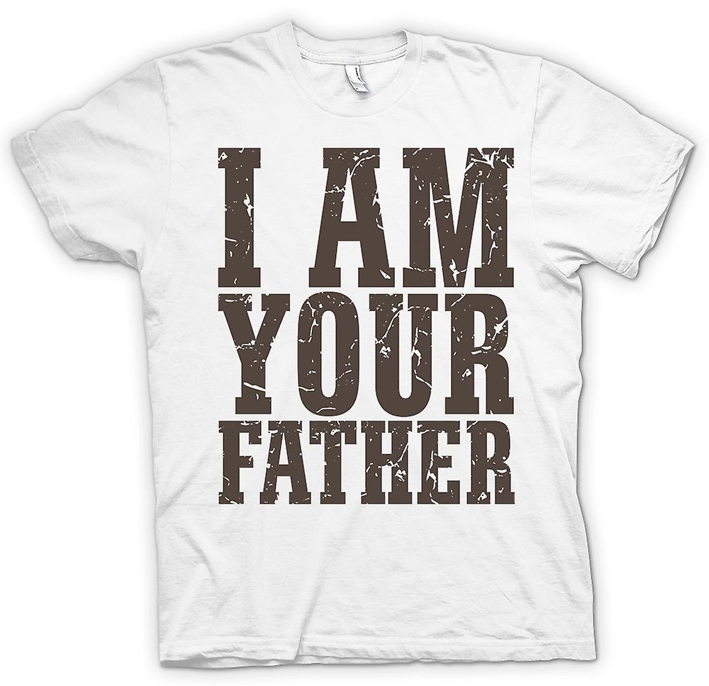 Mens T-shirt - I Am Your Father - Funny