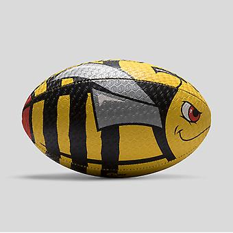 Ballon de Rugby formation optimale Stinger Cartoon