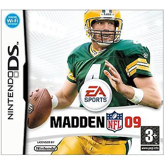 MADDEN Sie NFL 09 (Nintendo DS)