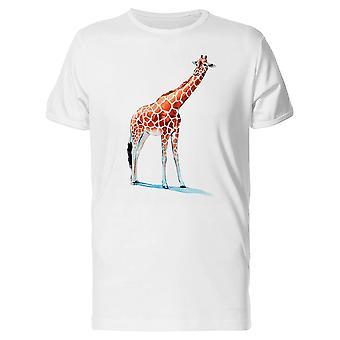 Desenho de girafa adulta Tee MASC-imagem por Shutterstock