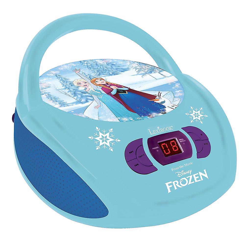 Lexibook Radio CD Player Frozen (Model No. RCD108FZ)