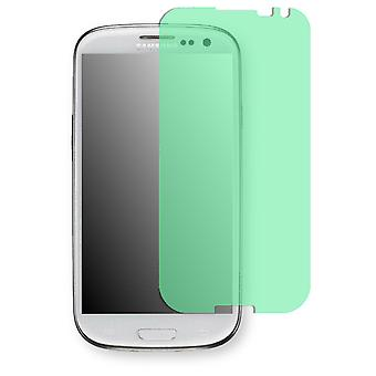 Samsung I9300 Galaxy S3 La fleur Edition display protector - Golebo view protector protector (deliberately smaller than the display, as this is arched)